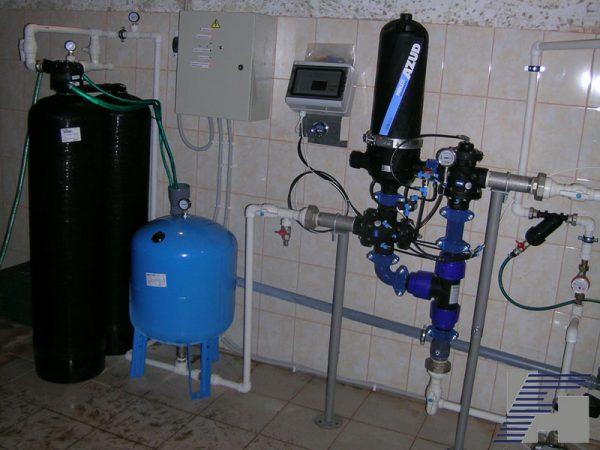 Автоматический фильтр Azud HF 201 Helix